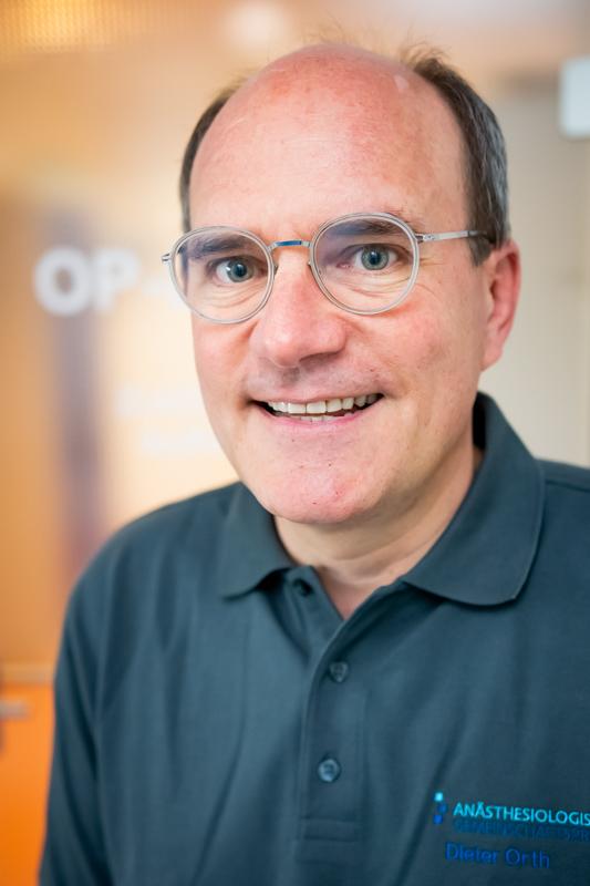 Dieter Orth M71 7681 s - Unser Team